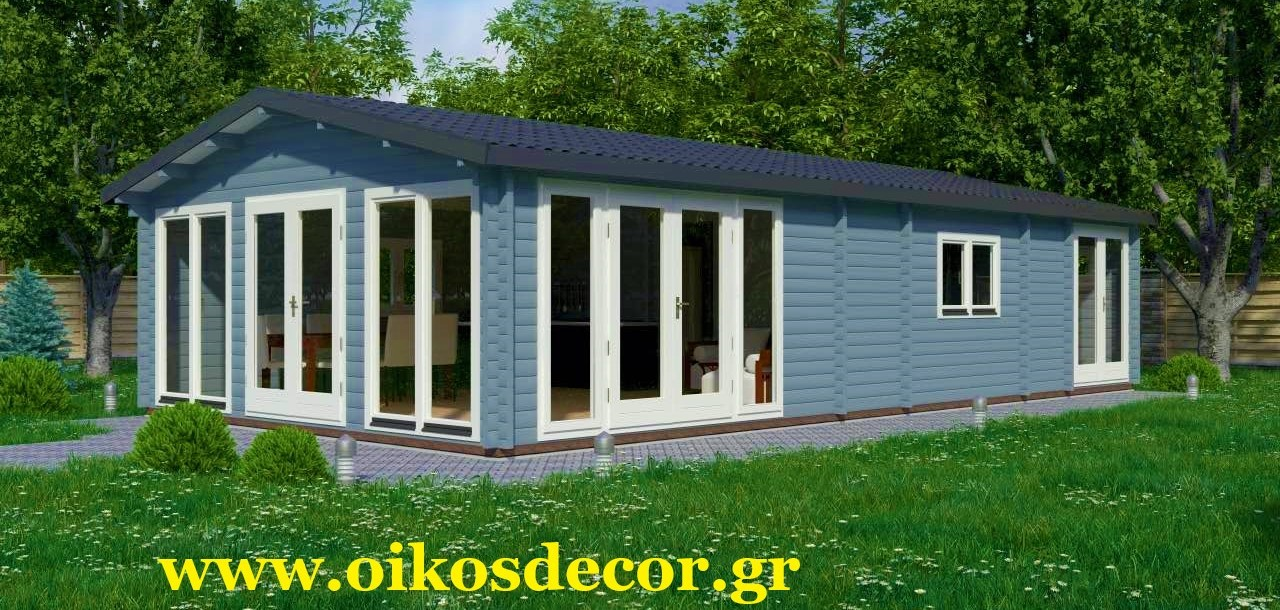 WOODEN PREFABRICATED HOUSES                                                          log cabins & houses